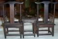 奉賢區老紅木家具回收店求購老紅木圈椅 收購老樟木箱