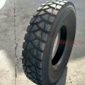 三角 12R22.5 礦山花紋 真空卡車鋼絲輪胎