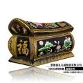 景德鎮陶瓷 骨灰盒大號壽盒