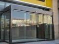 江岸江汉路 球场街感应玻璃门安装维修售后