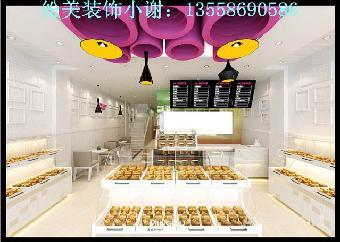 成都蛋糕店装修 成都蛋糕奶茶店装修设计公司