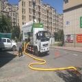 環保吸污車應用領域
