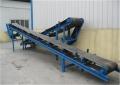 銅礦石皮帶輸送機-輸送機廠家報價-結構特點