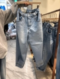 高腰牛仔褲批發地攤尾貨