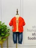 專柜高端品牌童裝樂果果春裝一二線品牌童裝折扣批發