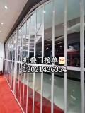 鄭州市裝一個1米8 2米的鋁合金折疊門