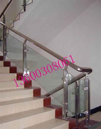 不锈钢楼梯护栏扶手厂家定做