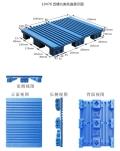 廠家提供塑料凹槽卡板規格尺寸