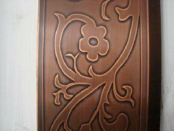 不銹鋼紅古銅腐蝕板