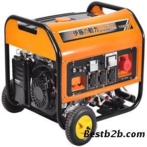 7千瓦三相汽油发电机多少钱