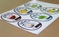 PPT不干膠印刷 不干膠標簽定做 重慶印刷廠