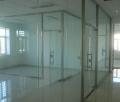 北石槽安装玻璃隔断价格 顺义区定做玻璃隔断墙