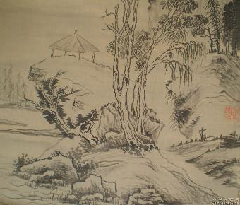 公司征集范围:         中国书画:历代名人字画精品,山水画