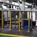 機器人安全護欄網 焊接機器人安全防護圍欄