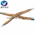 多股多根銅絞線軟連接 軟銅編織帶