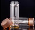 保定廣告玻璃杯定制 雙層玻璃杯批發 禮品玻璃杯