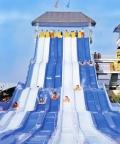 深圳水上樂園滑梯_產品安全可靠_專業滑梯生產廠家
