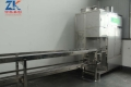 安徽蚌埠冲浆豆腐机价格 板式冲浆豆腐机厂家哪里的好