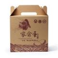 安陽加工柴雞蛋紙箱 土雞蛋紙箱 三層瓦楞紙箱彩箱廠