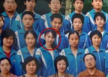 胡歌初中林晓遭起底学霸破处毕业照曝光新欢初中组图女生图片