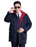 冬季工作服棉服定做防油抗水定制-冬季棉服報價