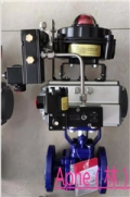 BDV511C5配ALS-400M2隔爆電磁閥開關