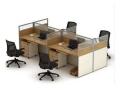 周口職工辦公桌 辦公家具定做 辦公家具銷售