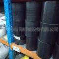 振動平臺橡膠減震器緩沖膠墊圓柱形用橡膠彈簧墩