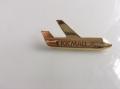 廠家直銷合金胸針 飛機徽章 會銷禮品 金屬工藝品