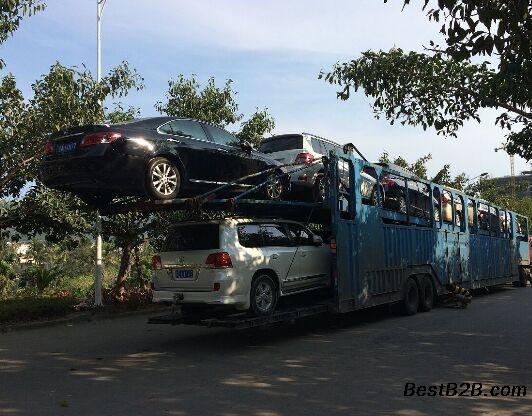 中山到杭州私家車托運公司排名效率