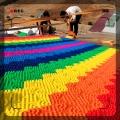 雙人彩虹滑道 單人旱雪彩虹滑道 雪圈互動彩虹滑道