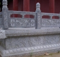 供應青海西寧石雕廠及海北石雕欄桿廠商