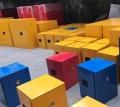 可燃液体防爆危化品柜 防火存储保险柜