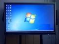 濟南會議平板75寸交互式會議一體機送攝像頭