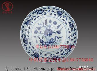 铁锈和凹凸不平等图1-14是故宫博物院藏元青花凤穿牡丹纹执壶斑点是故