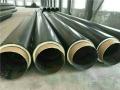 天合元厂家聚氨酯保温钢管曝光生产过程
