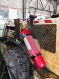铲?#25377;?#36710;专用灭火系统