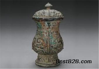 青铜觯上海最有实力的拍卖公司