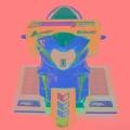 石家動感摩托車3D兒童游戲機TT摩托車游戲機