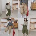 廣州INS新潮爆款中小童裝冬裝批發歐美潮范潮流童裝