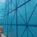 建筑爬架网建筑防护爬架网脚手架
