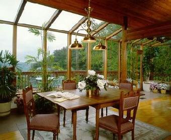 欧式阳光房一般圆弧顶和多种组合顶结构