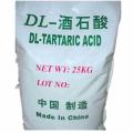 酒石酸 又称葡萄酸 水泥缓凝剂 食品酸味剂