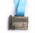 鋅合金獎牌定制比賽運動會獎章