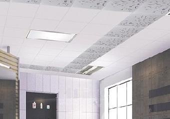 铝扣板吊顶示意图贴图效果图,为广大业主们展示铝扣板吊顶施工全过程.