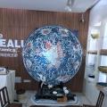 景德鎮直徑一米八仿古瓷盤