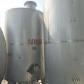 二手20吨立式不锈钢储罐现货出售