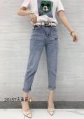 几元低价尾货牛仔裤批发市场在广州