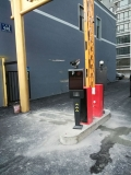 錦州車牌識別系統遙控道閘生產廠家