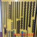 云南橋欄桿防護鐵鏈鍍鋅護欄鏈條配卸扣連接